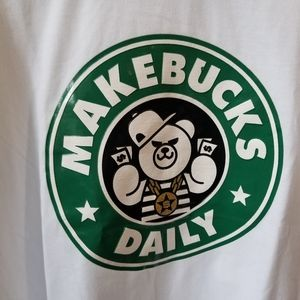 Imperious T Shirt Makebucks Daily Americano Dream